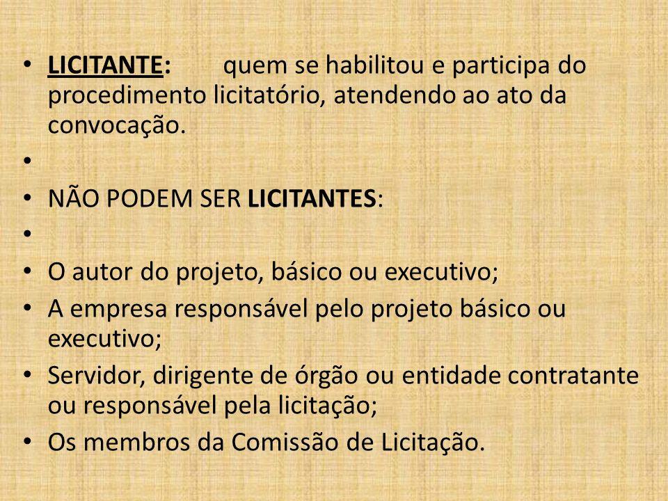 OBRIGATORIEDADE DE LICITAR:A licitação é uma EXIGÊNCIA CONSTITUCIONAL para toda a Administração Púbica Direta e Indireta.