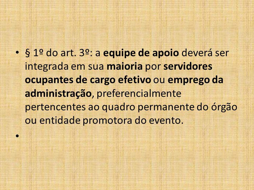 Fase externa É iniciada com a convocação dos interessados e observará as seguintes regras (art.