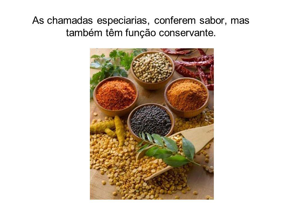 Aditivos alimentares Concluindo Há muitos outros grupos de aditivos alimentares como anti-oxidantes, antimicrobianos, umectantes, anti- umectantes, estabilizantes, espessantes, quelantes, emulsificantes, etc.