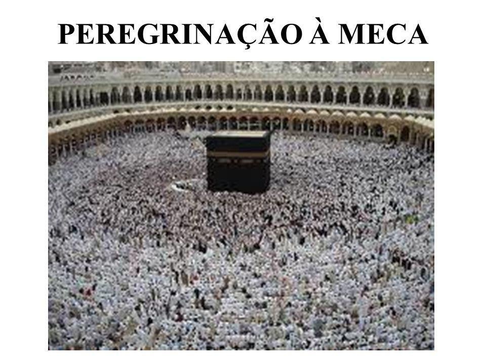 PEREGRINAÇÃO À MECA
