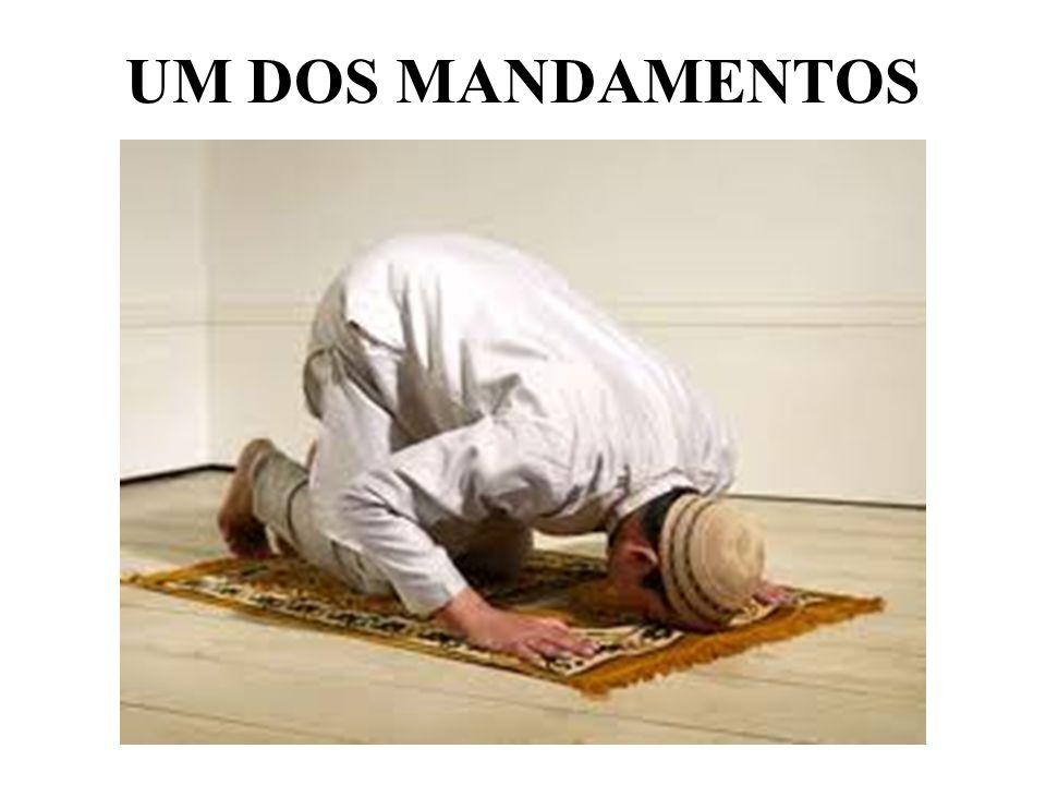 UM DOS MANDAMENTOS