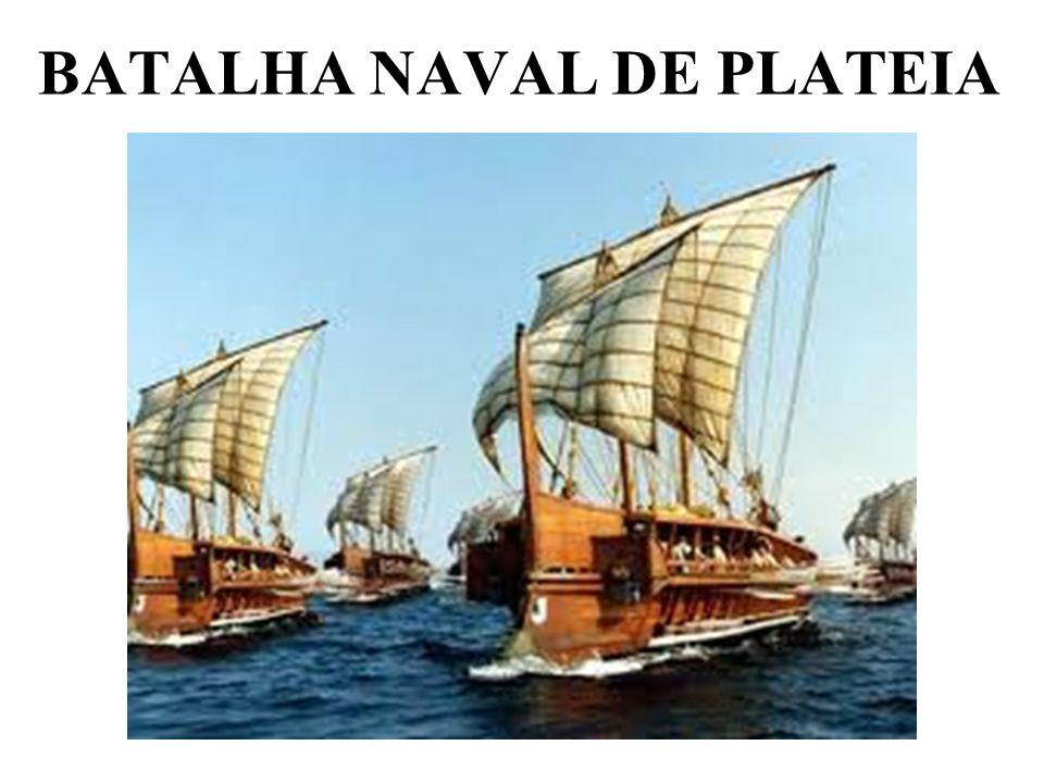 BATALHA NAVAL DE PLATEIA