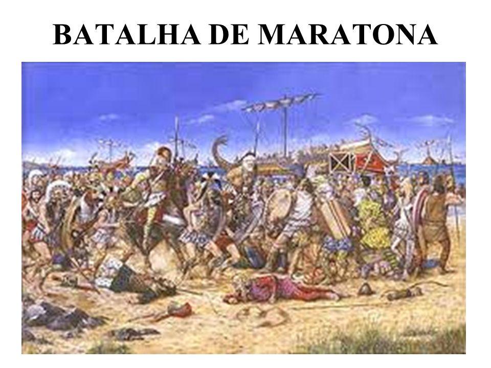 BATALHA DE MARATONA