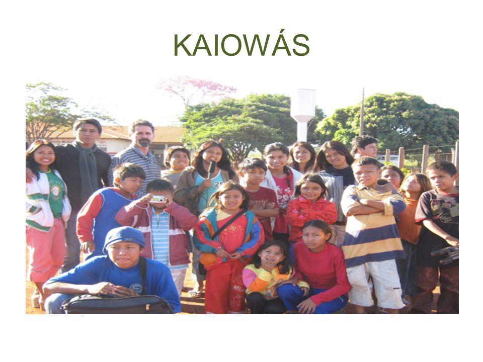 KAIOWÁS