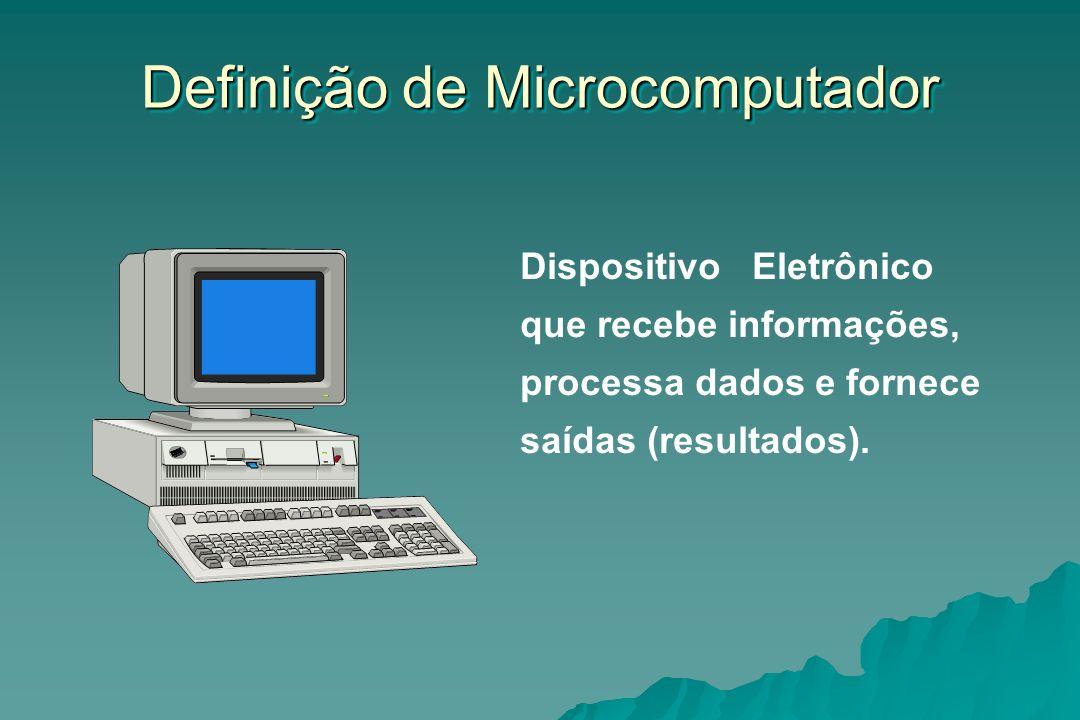 CPU - Mother-Board intel Pentium Microprocessador (ULA, UC) Slots Memória Interna