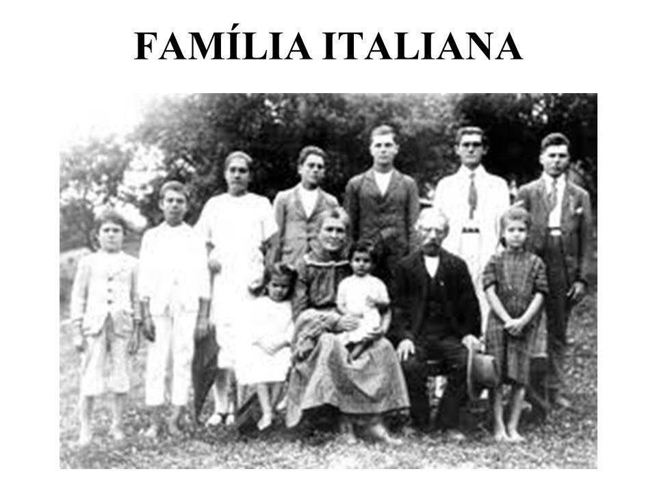 FAMÍLIA ITALIANA