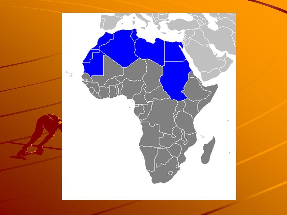 África do Norte - Formação da etnia árabe e religião islâmica a partir do século VII, povos originais – os bérberes.
