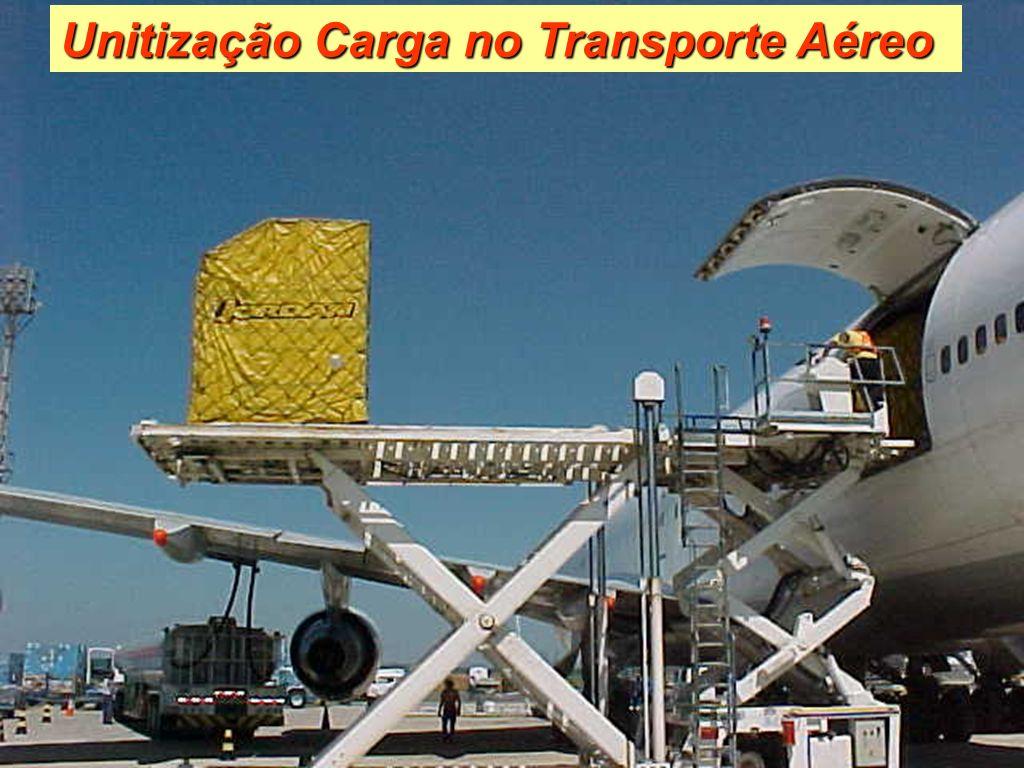 21 Unitização Carga no Transporte Aéreo