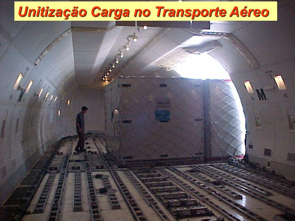 22 Unitização Carga no Transporte Aéreo