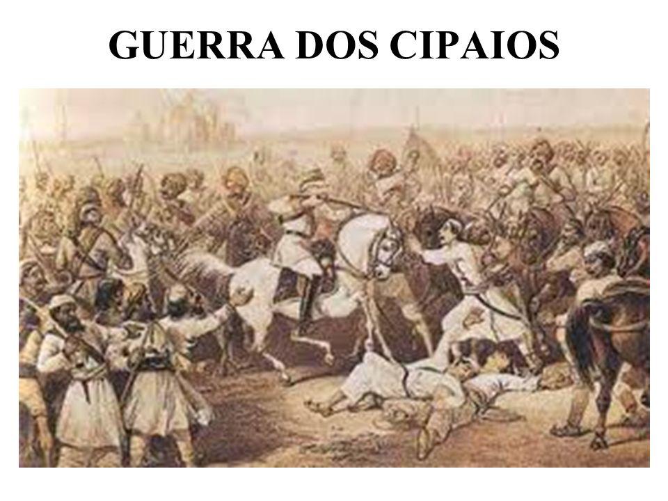 GUERRA DOS CIPAIOS