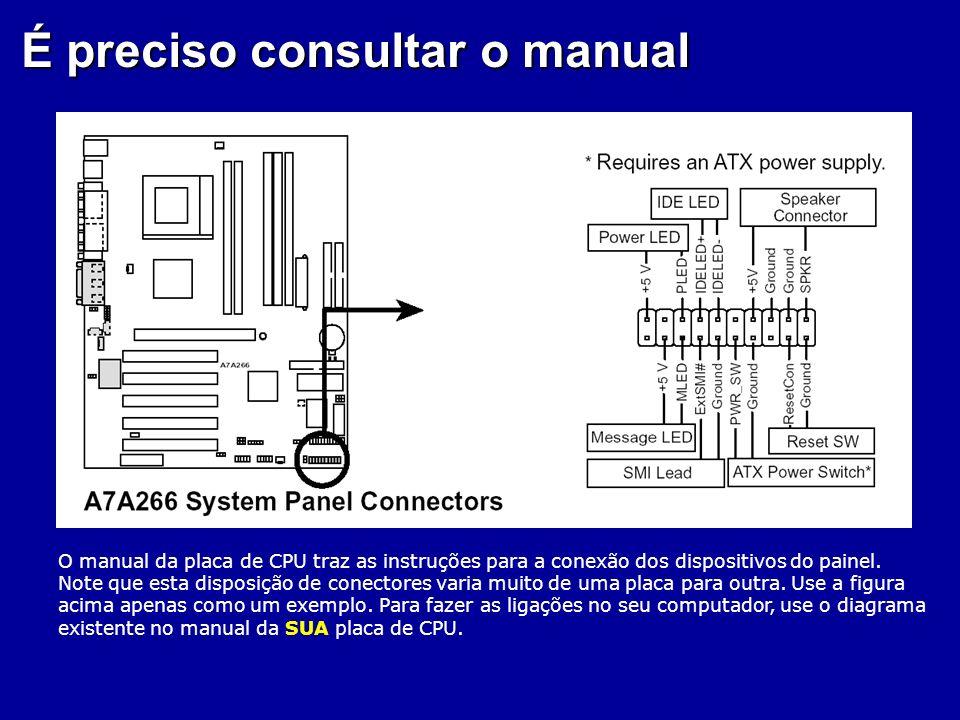 Outro tipo de soquete Este tipo de soquete é ainda mais raro. Era encontrado nas placas de CPU produzidas em meados dos anos 90. Ainda assim, nada imp