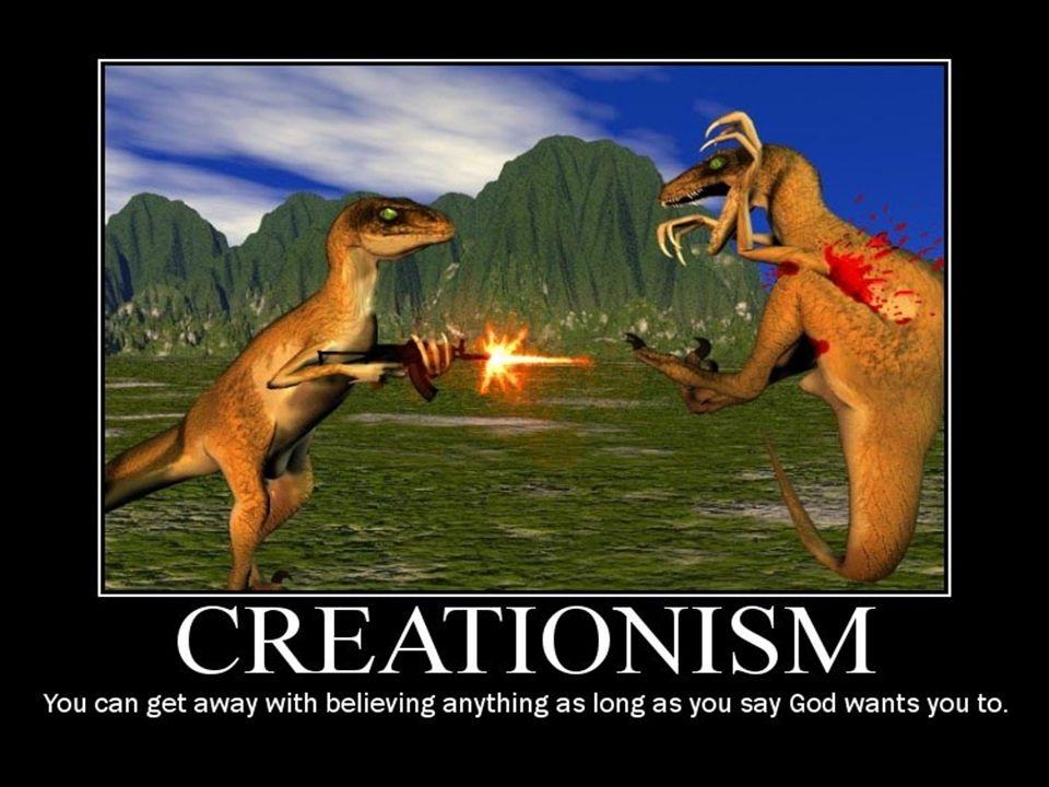 Criacionismo é a teoria que afirma que o homem, a terra, e o resto do universo foram originalmente criados e não espontaneamente explodidos do nada para a existência pelo acaso.