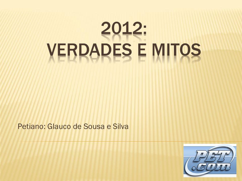 Petiano: Glauco de Sousa e Silva