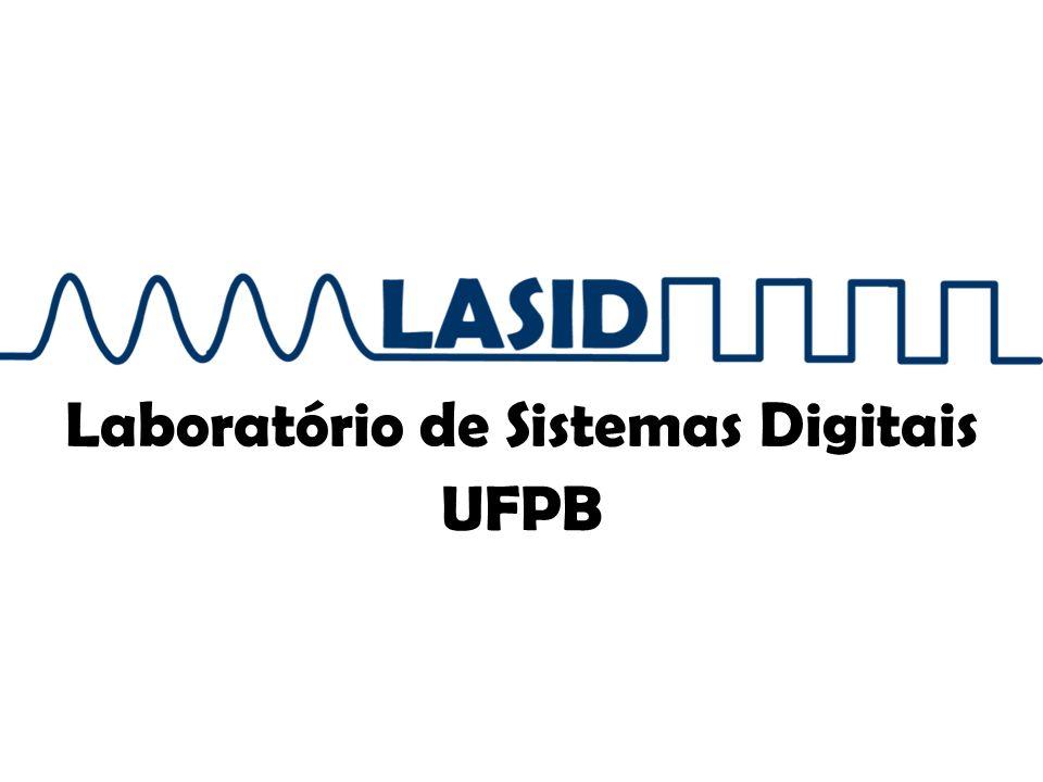Laboratório de Sistemas Digitais UFPB