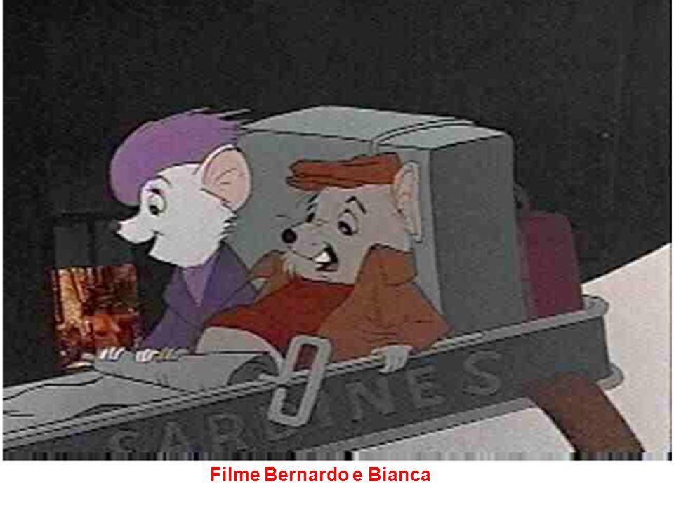 Filme Bernardo e Bianca