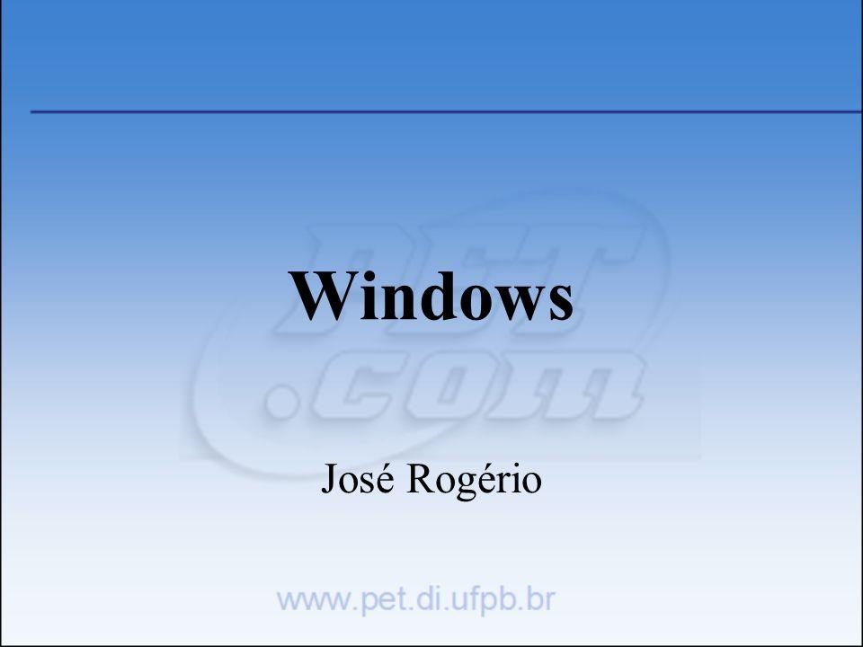 Windows José Rogério