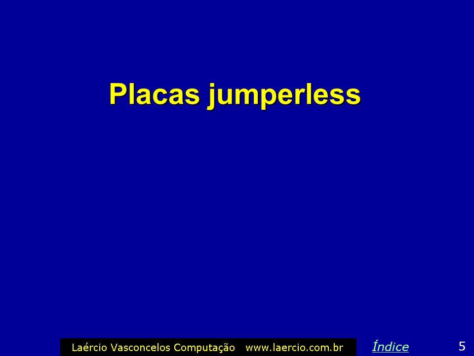 Placas jumperless 5 Índice