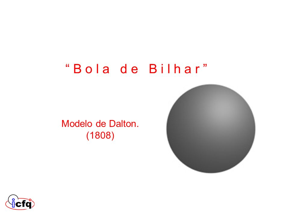 Thomson sugeriu que o átomo seria formado por uma esfera positiva incrustada de elétrons (carga elétrica negativa).