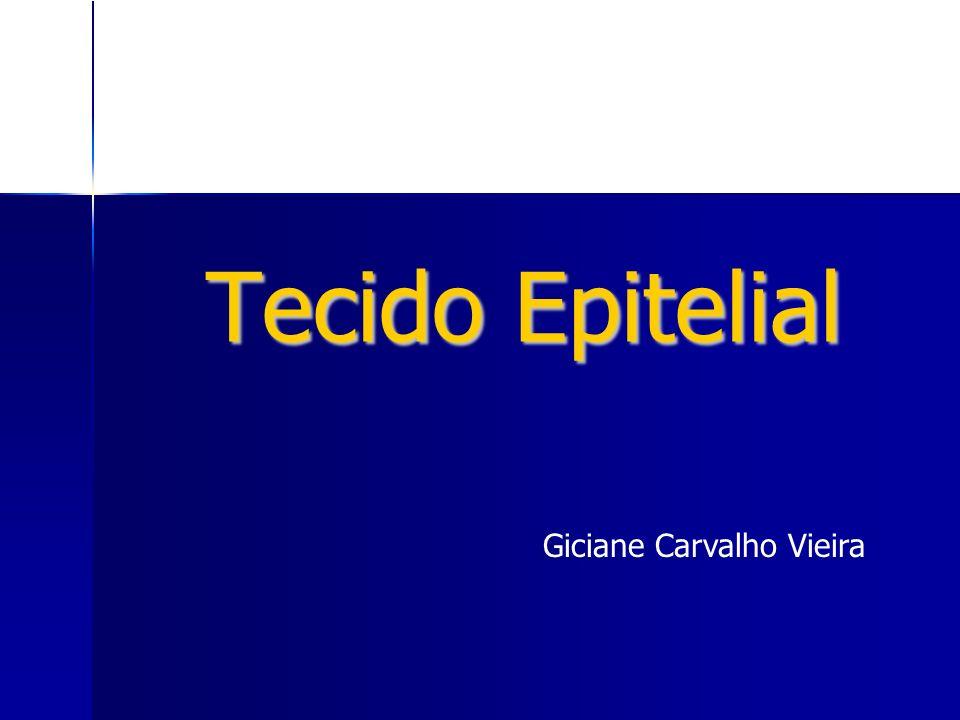 Tecido Epitelial Giciane Carvalho Vieira