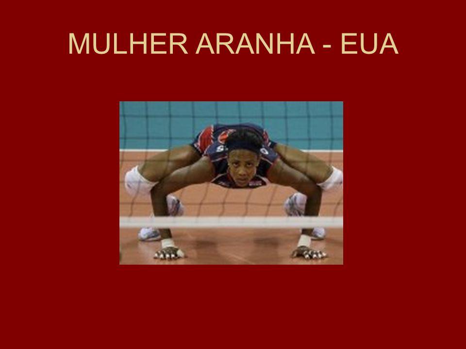 MULHER ARANHA - EUA