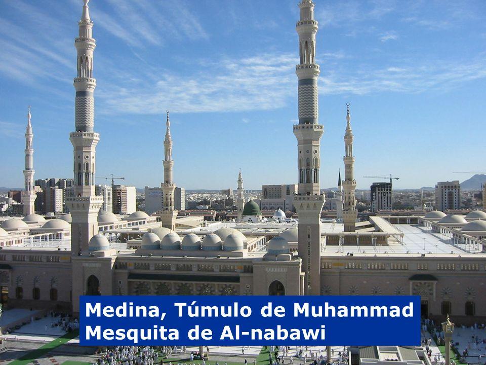 Medina, Túmulo de Muhammad Mesquita de Al-nabawi