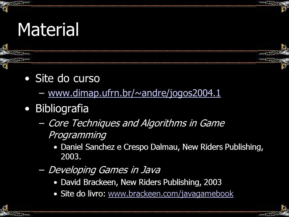Era Multi-Player 1996 –Tomb-Raider: 3D –Quake: multi-player, 3D 1997 –Ultima OnLine 1998 –Febre das LAN houses 1999 –Half-life, Counter-Strike