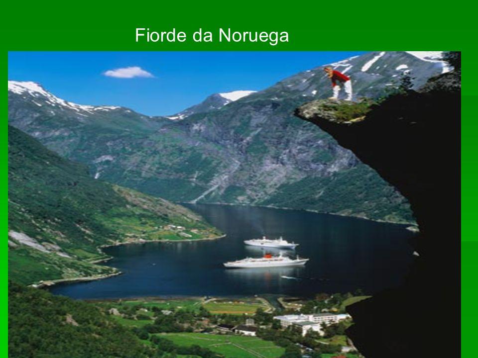 Fiorde da Noruega