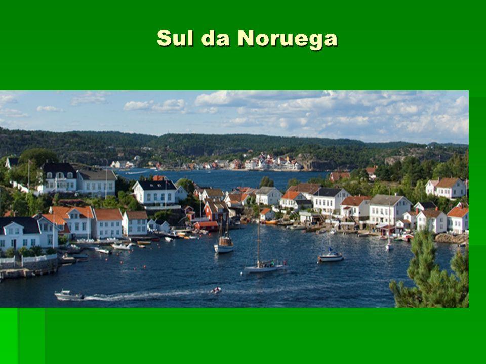 Sul da Noruega