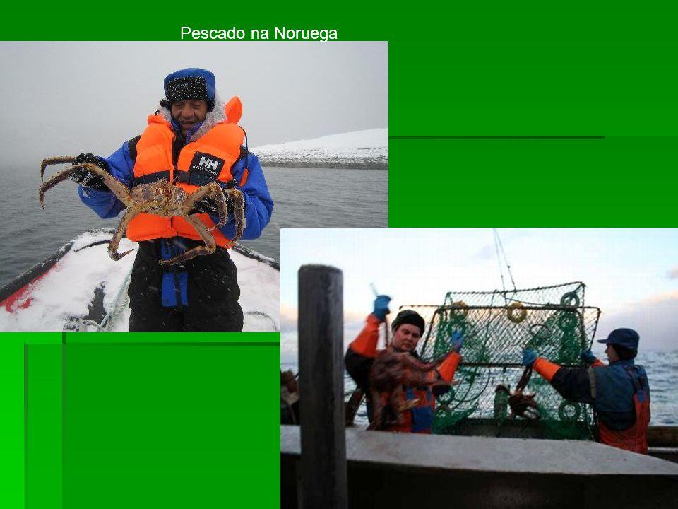 Pescado na Noruega