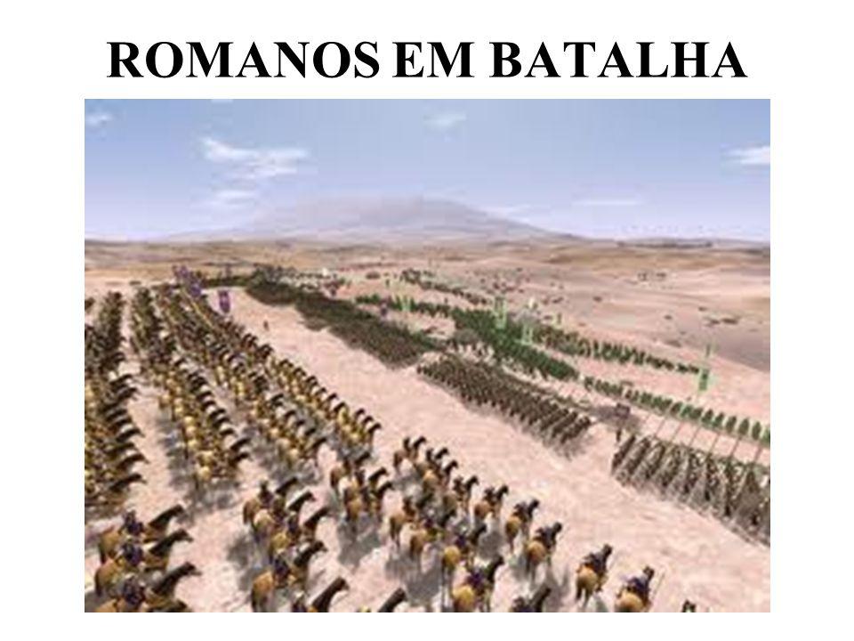 ROMANOS EM BATALHA