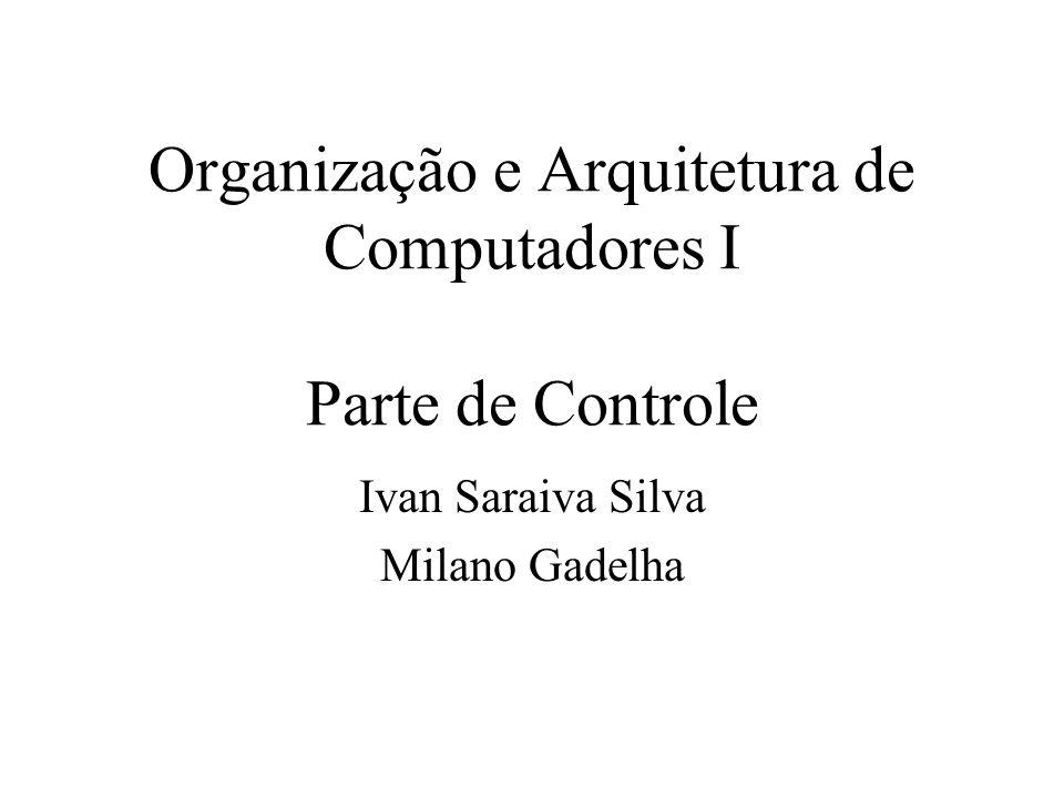 Sumário Introdução Topologia da parte de controle Implementação da PC Exemplo de Implementação Controle do MIC Lógica de Seqüenciamento do MIC