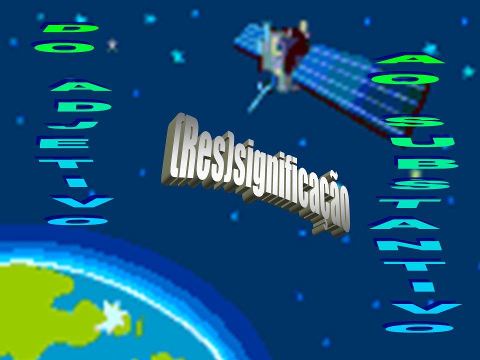 Currículo (Res)significação de PARADIGMAS na EDUCAÇÃO Tempo/espaço escolar Alun o Professor Escola Gestão Avaliação Comunicação EAD