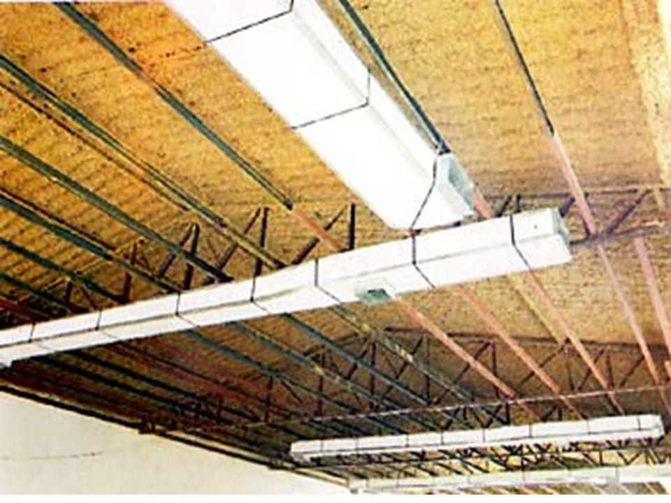 MANTAS PARA SUBCOBERTURAS DE ESTRUTURAS PRONTAS: Usadas para coberturas já instaladas.