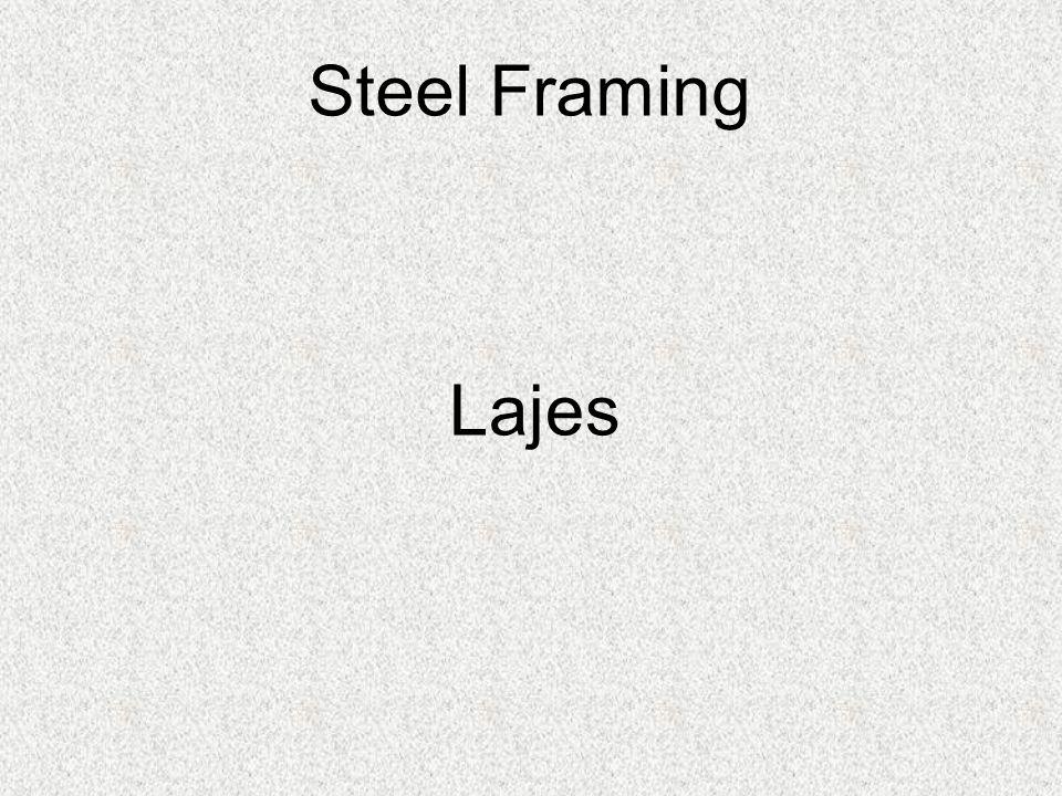 Lajes Steel Framing