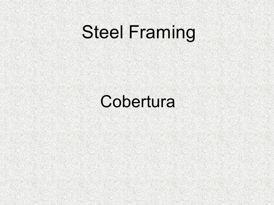 Cobertura Steel Framing