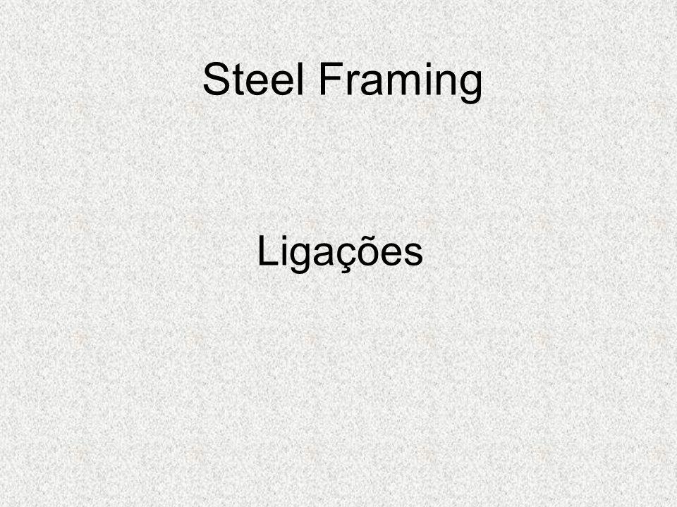 Ligações Steel Framing