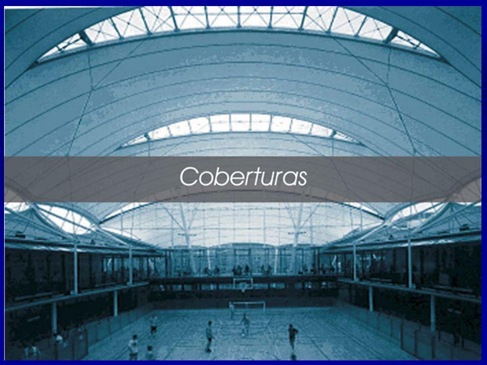 TIPOS DE MANTAS: 1-MANTAS PARA COBERTURAS DUPLAS: Utilizado para o isolamento de coberturas metálicas de telhas duplas, onde o material isolante é instalado entre duas telhas formando um sistema com grande capacidade de isolamento térmico e acústico.