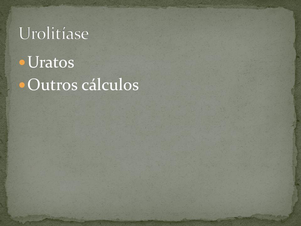 Uratos Outros cálculos