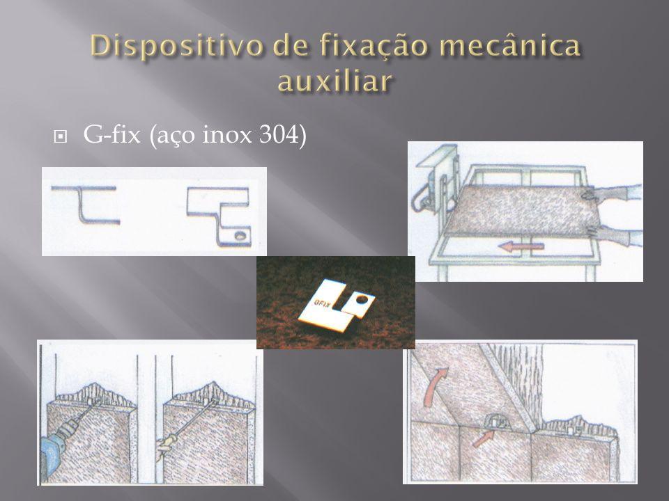 G-fix (aço inox 304)