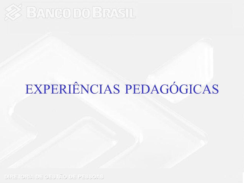 EXPERIÊNCIAS PEDAGÓGICAS