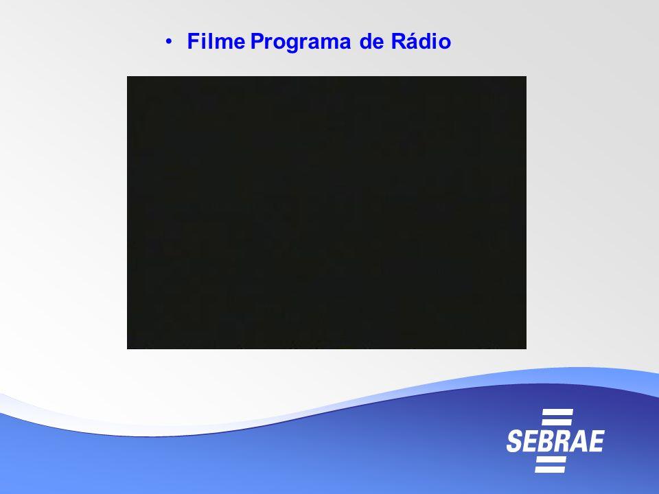 Filme Programa de Rádio