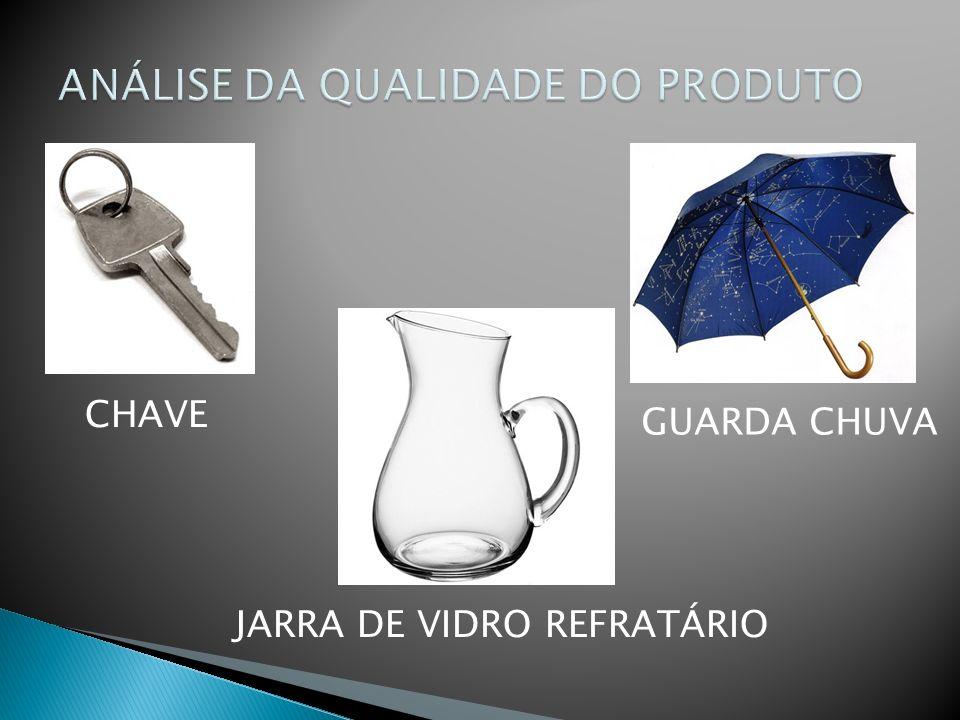 Antigamente, devido à produção artesanal, não havia um controle de qualidade regular dos produtos fabricados.