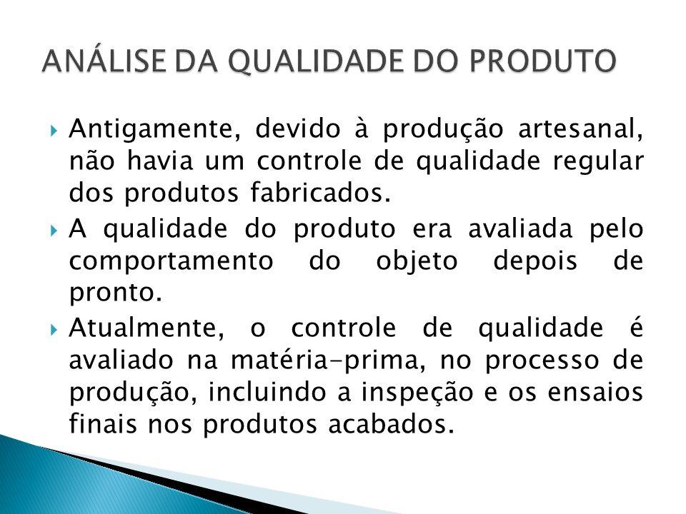 Através dos ensaios podemos verificar se os materiais apresentam as propriedades que os tornarão adequados ao seu uso.