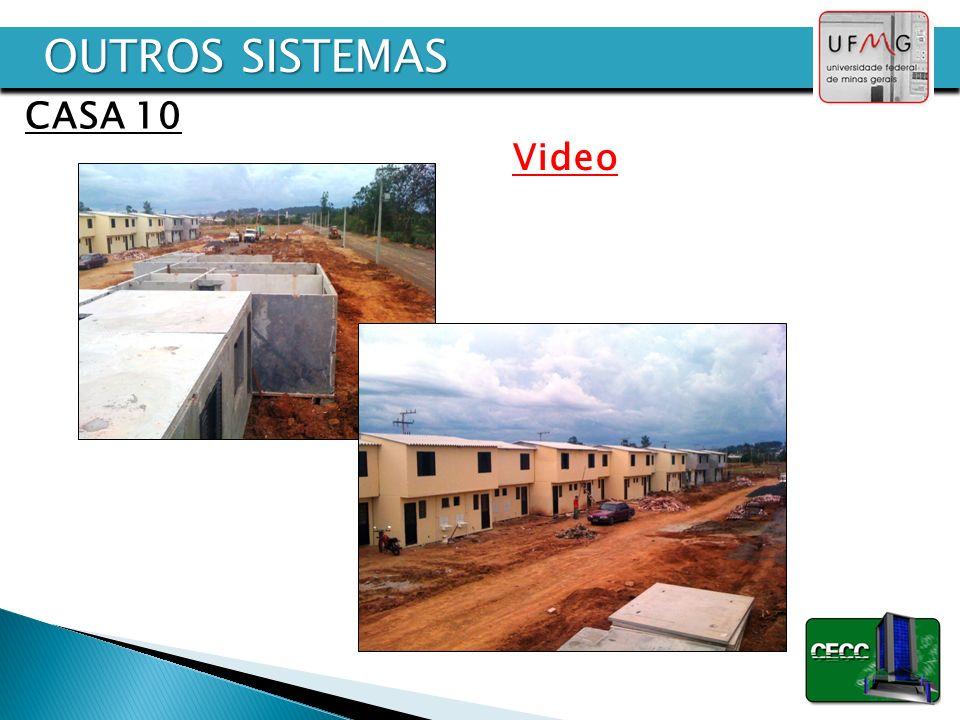 CASA 10 OUTROS SISTEMAS Video