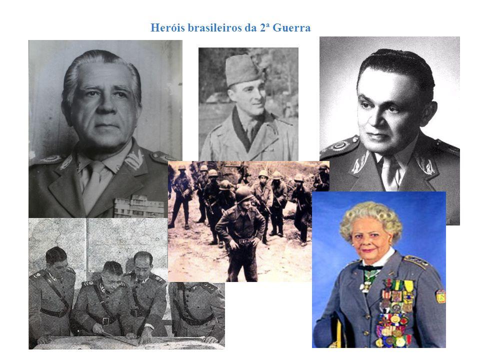 Heróis brasileiros da 2ª Guerra