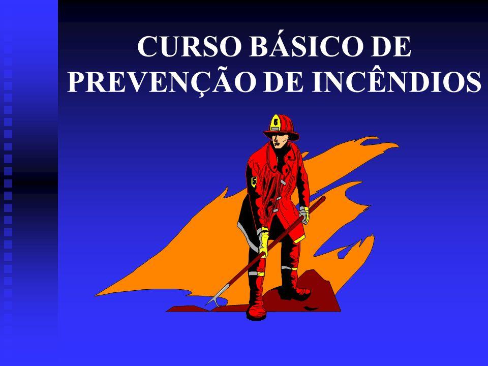 CURSO BÁSICO DE PREVENÇÃO DE INCÊNDIOS