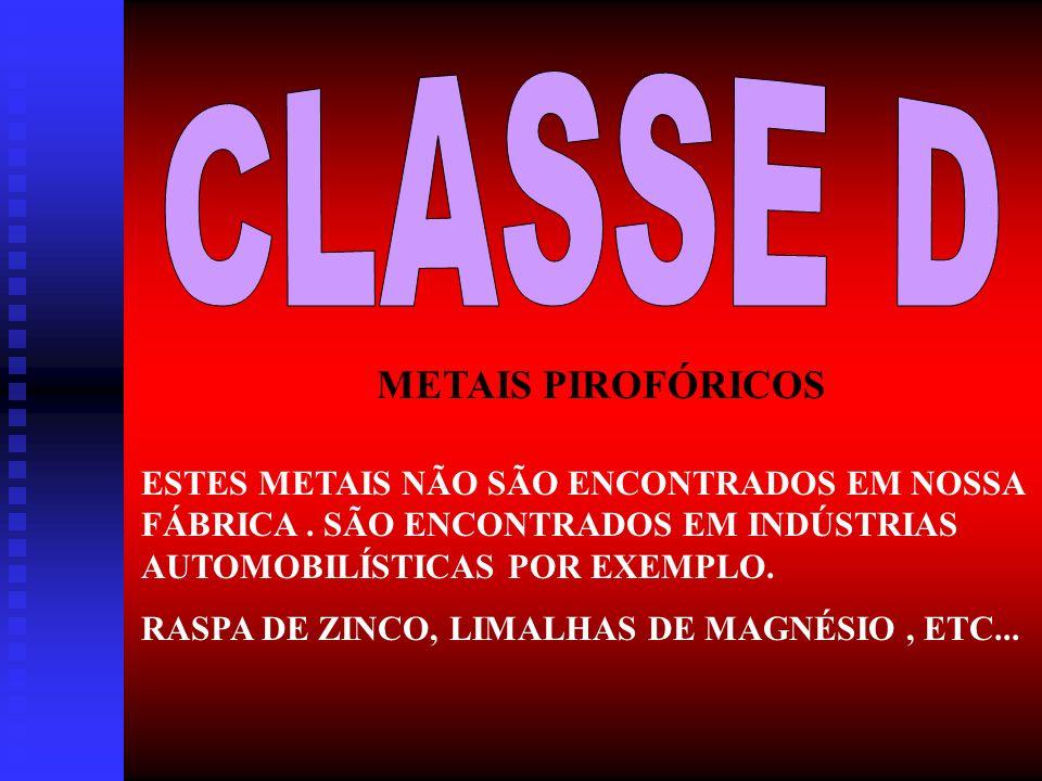 INCÊNDIO CLASSE C - CARACTERÍSTICAS: MATERIAIS ELÉTRICOS ENERGIZADOS