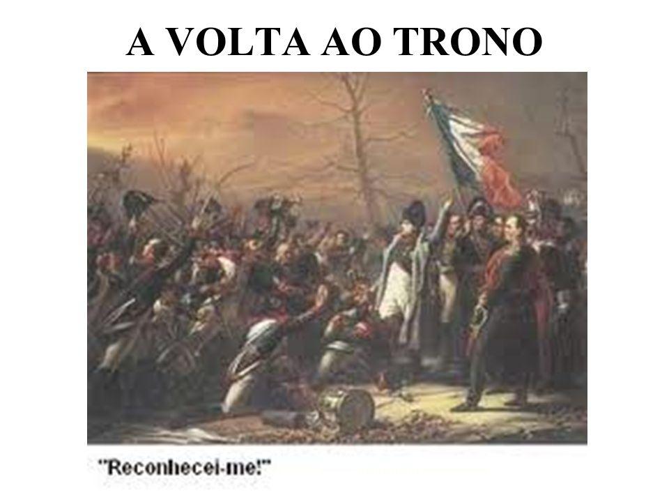 A VOLTA AO TRONO