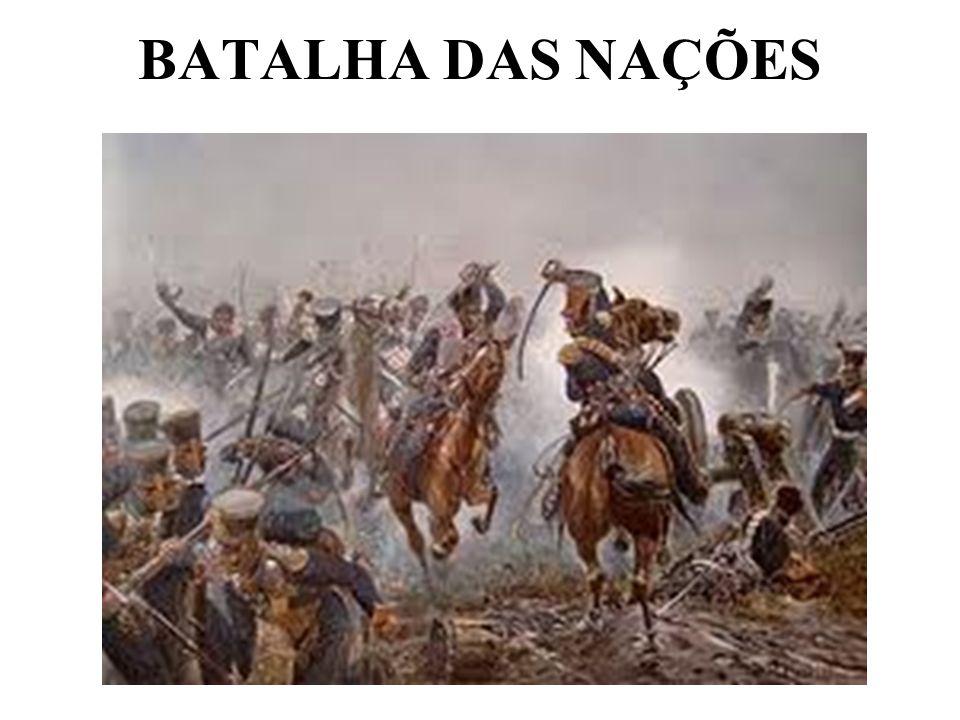 BATALHA DAS NAÇÕES