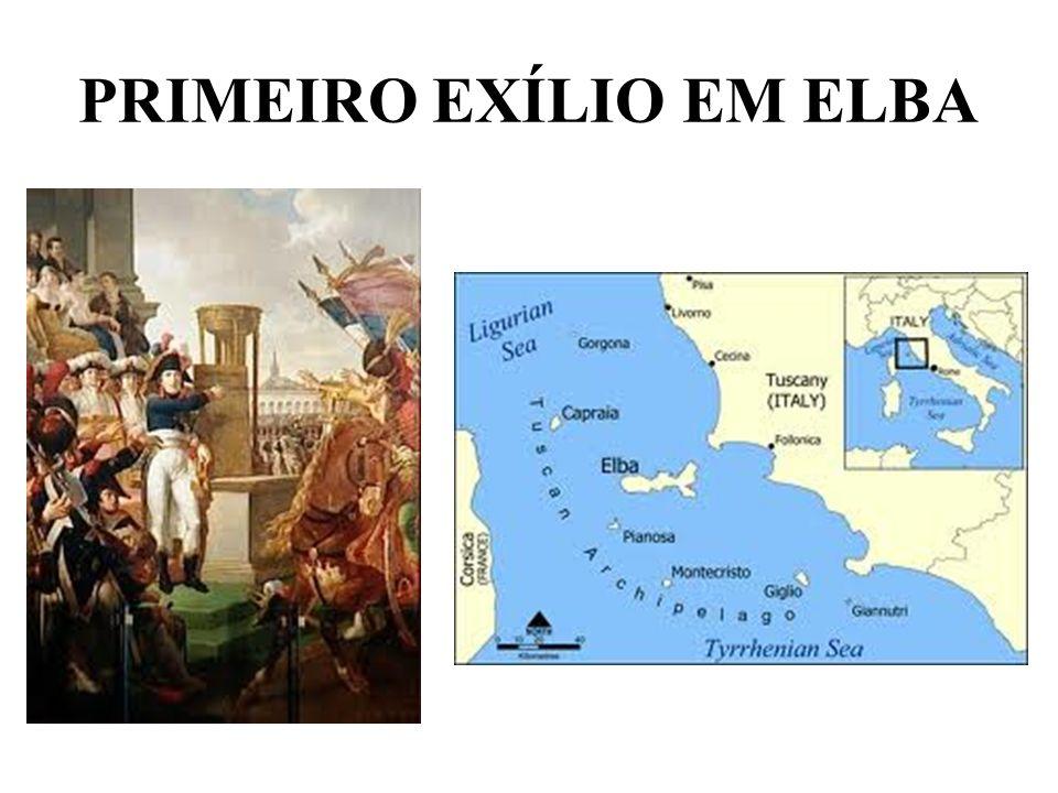 PRIMEIRO EXÍLIO EM ELBA